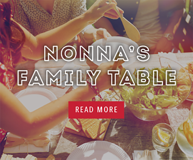 Nonna's Family Table